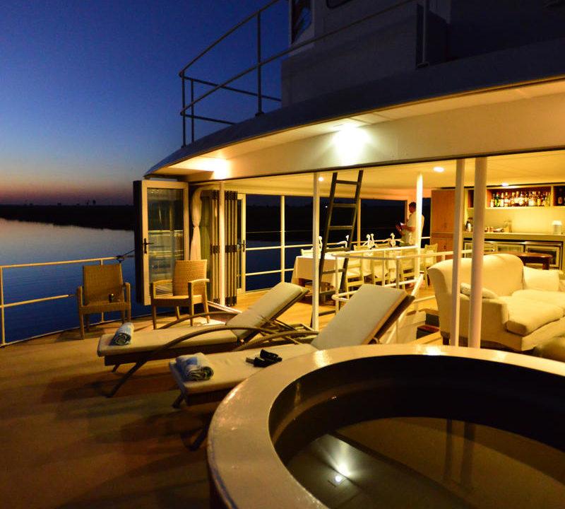 Chobe Princess Botswana River Cruise