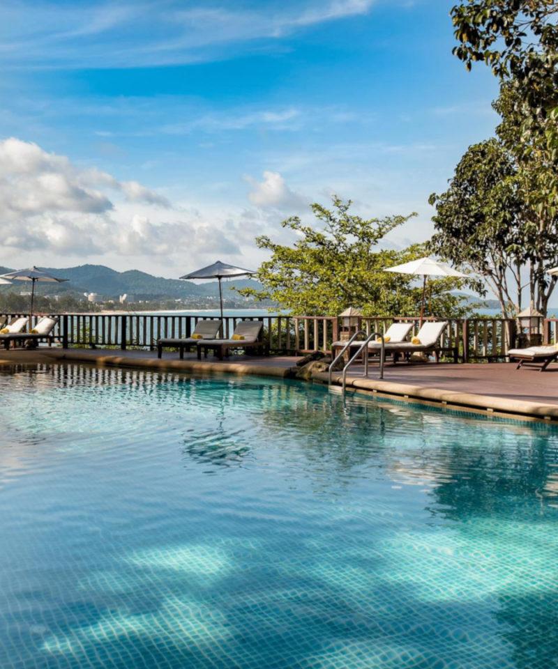 Centara Villas Phuket Thailand Pool View
