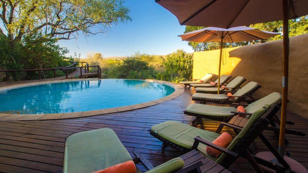 Shishangeni Kruger Pool View